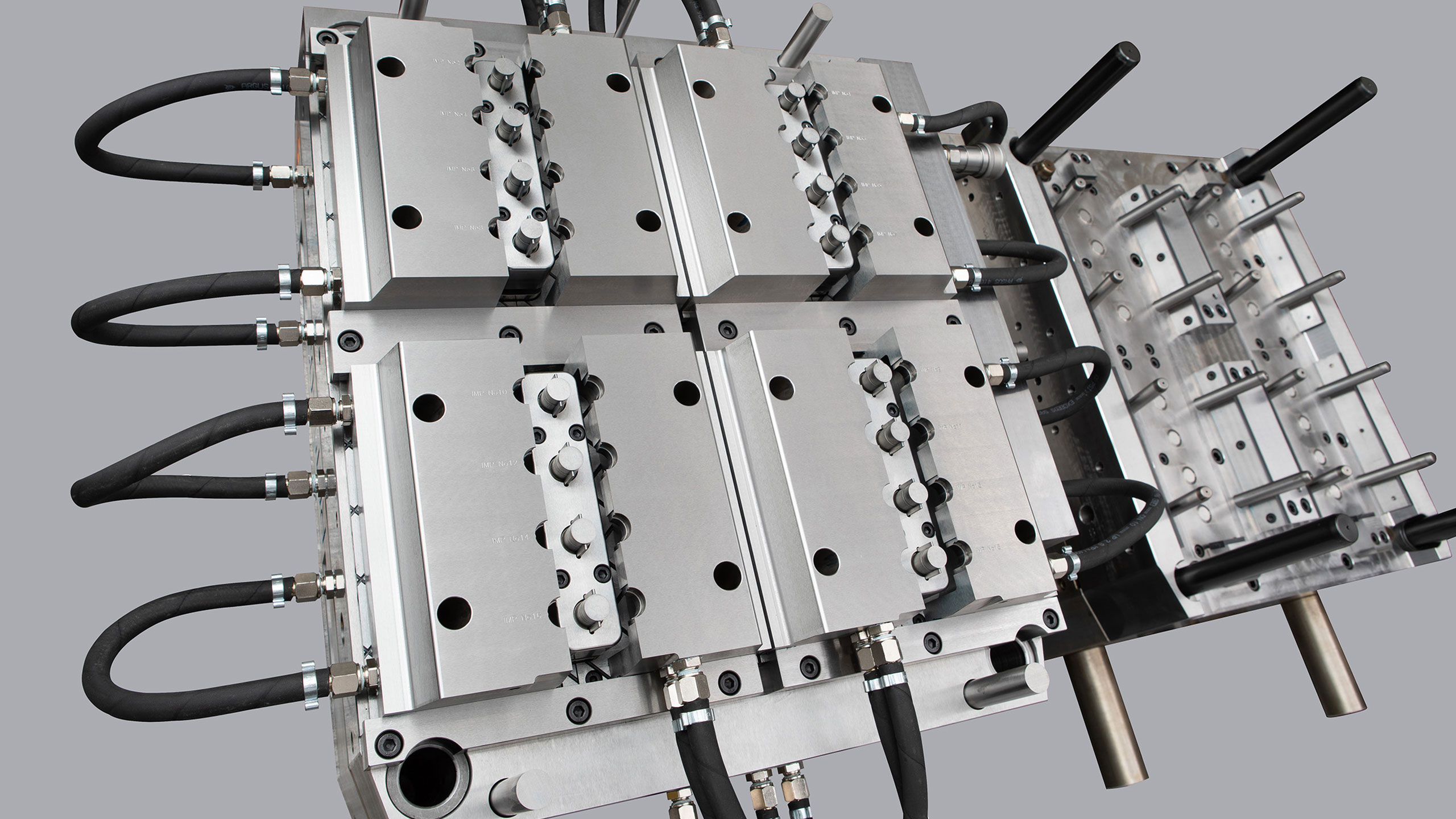 INJECTION MOULD TOOL MAKING - Faulkner Moulds
