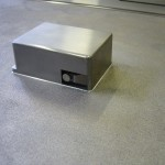 Battery box lid detail